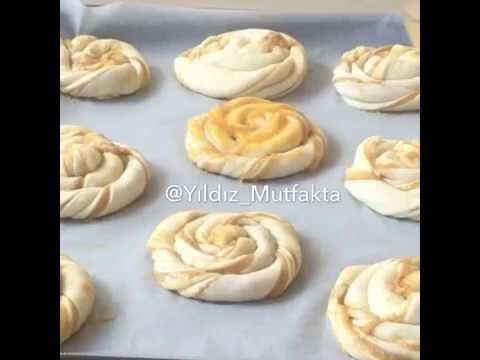 Tahinli Pekmezli Çörek Tarifi | Muhteşem Yemek Tarifleri