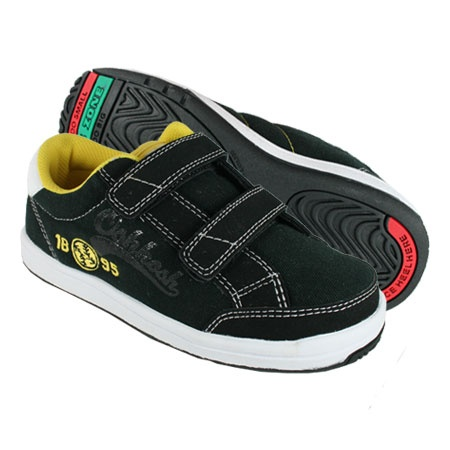 Conway Black/Yellow (10-13 US)