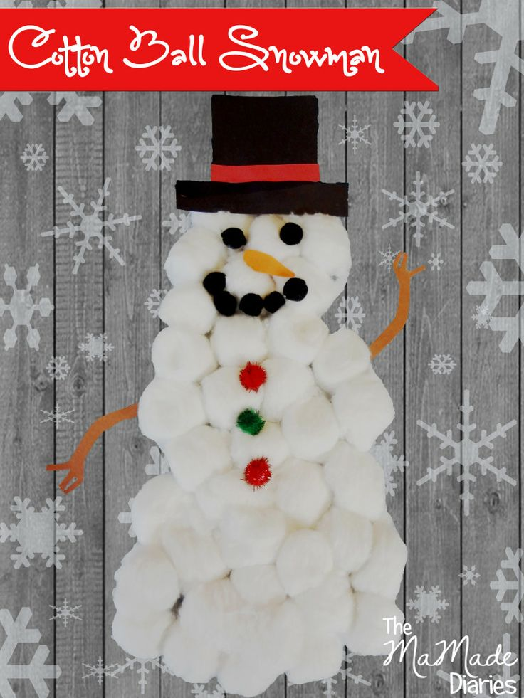 Christmas Tree Ornaments For Kids To Make