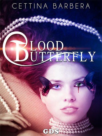 Blood Butterfly è un romanzo di genere fanta-thriller psicologico, edito da GDS, disponibile in e-book sui vari store e da Settembre anche in versione cartacea.