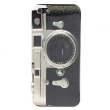 Camera Designs Hard Case for iPhone 5.  $4.49