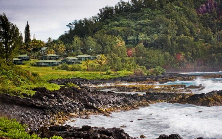 Travaasa Hana, Maui Hawaii, Hawaii Honeymoons | Weddings Illustrated