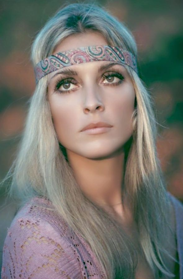 Sharon Tate  (1969) Legendary photo  by Shahrokh Hatami