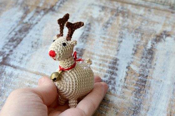 Beautiful miniature reindeer.  Funny primitive toy will give you a lot of good mood. It would be a great element of decor in your room or office. Wonderful little friend for your child or your...