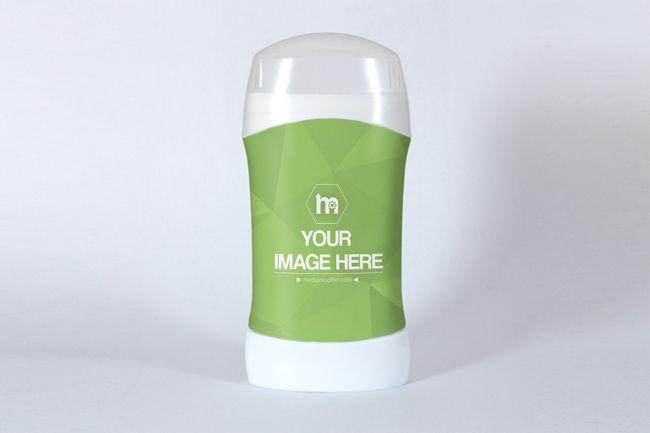 Underarm Deodorant Mockup - Mediamodifier - Online mockup generator