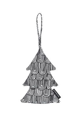 Vellamo christmas ornament by Marimekko