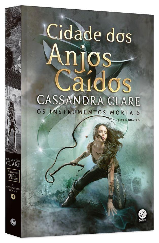 """Garanta o box de """"Os Instrumentos Mortais"""", série de Cassandra Clare, em edição de luxo, com novas capas metalizadas e conteúdo extr..."""