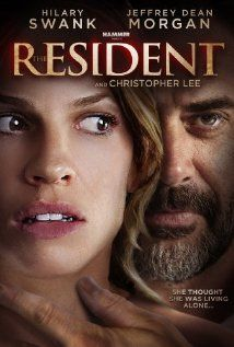 Resident  -  When a young doctor suspects she may not be alone in her new Brooklyn loft, she learns that her landlord has formed a frightening obsession with her.