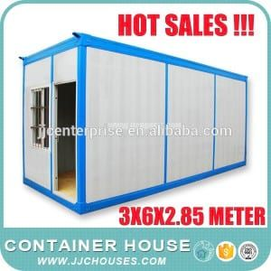 www.jjchouses.com mobile homes for sale - only EXW 1499-1699 USD/sets.It is detachable,one20 feet container can load 6 sets.This container house can pack two layers.