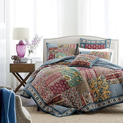 265 Best Bedding Vibrant Images On Pinterest Bedroom