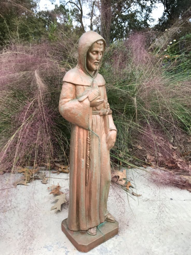 Clare Matthews Garden Blog Free Chive Edging Is Looking: 1000+ Ideas About St Francis On Pinterest