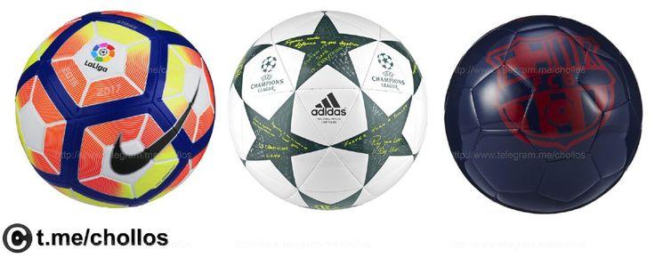 50% de descuento en balones de fútbol Nike y Adidas - http://ift.tt/2pXCBDz