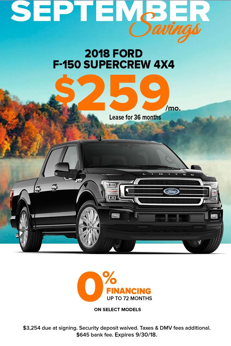 Stop In To Hassett Ford And Drive Off In A New Ford F 150
