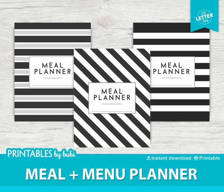 The 25+ best Monthly meal planner ideas on Pinterest Weekly menu - daily menu planner template