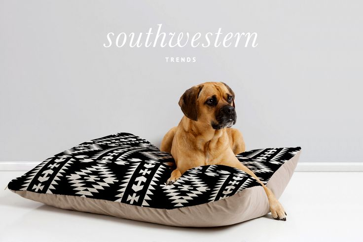 The ULTIMATE list of our favourite southwestern trends for you, your home, and of course, your dog | Pretty Fluffy | Visit www.prettyfluffy.com for more stylish pet & lifestyle products.