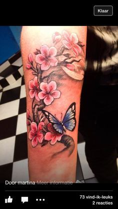 Cherry Blossom Tattoo Meaning (20)
