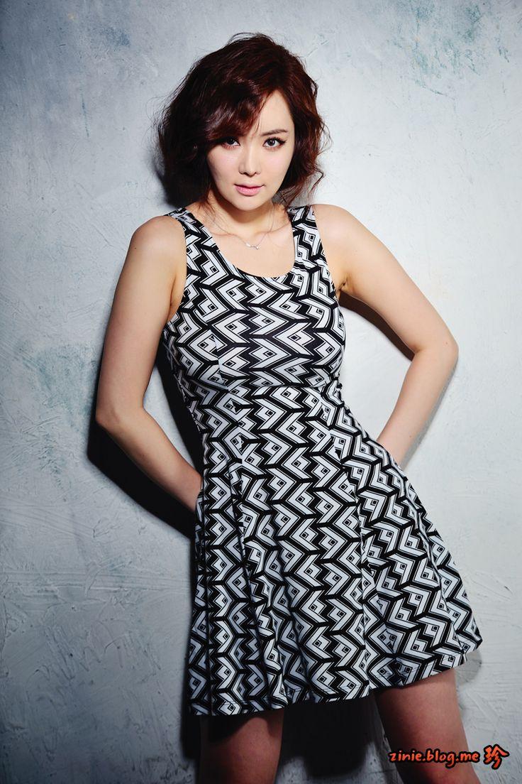 Black and White Dress 9