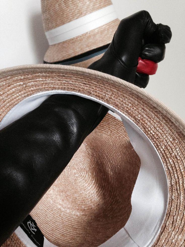 Woman Straw Hats - Veronika Cugura Accessories