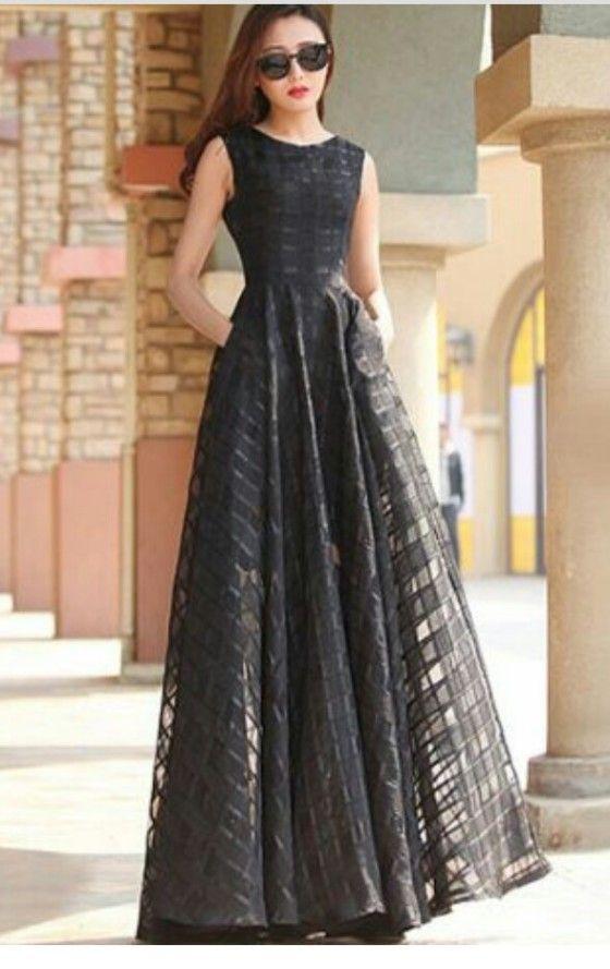 Shopo.in : Buy Floor Length Maxi Dress online at best price in Mumbai, India