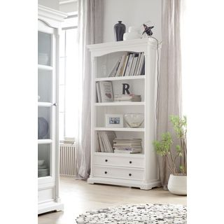 Shop for NovaSolo White Mahogany Bookcase. Get free shipping at Overstock.com - Your Online Furniture Outlet Store! Get 5% in rewards…