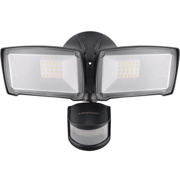 25 pinterest lepower 2500lm led security light 28w outdoor motion sensor light 6000k ip65 waterproof mozeypictures Images