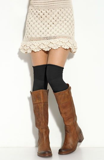 crochet? skirt.