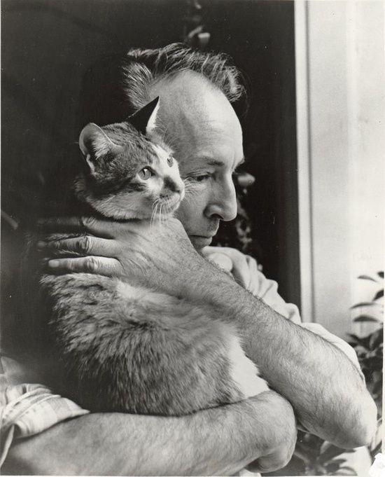 Mr. B (George Balanchine) and Mourka