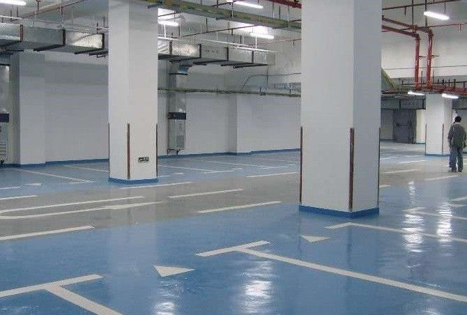 Commercial Painting Contractors Detroit Our Team Is Very Knowledgeable And Have All Received Professional Epoxy Floor Commercial Roofing Industrial Flooring