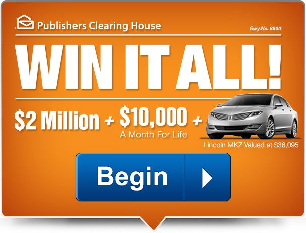 about com sweepstakes one entry publishers clearing house owners 2495