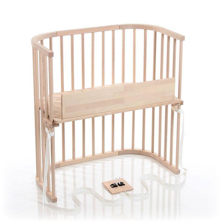 babybay Bedside Sleeper (Untreated Finish)