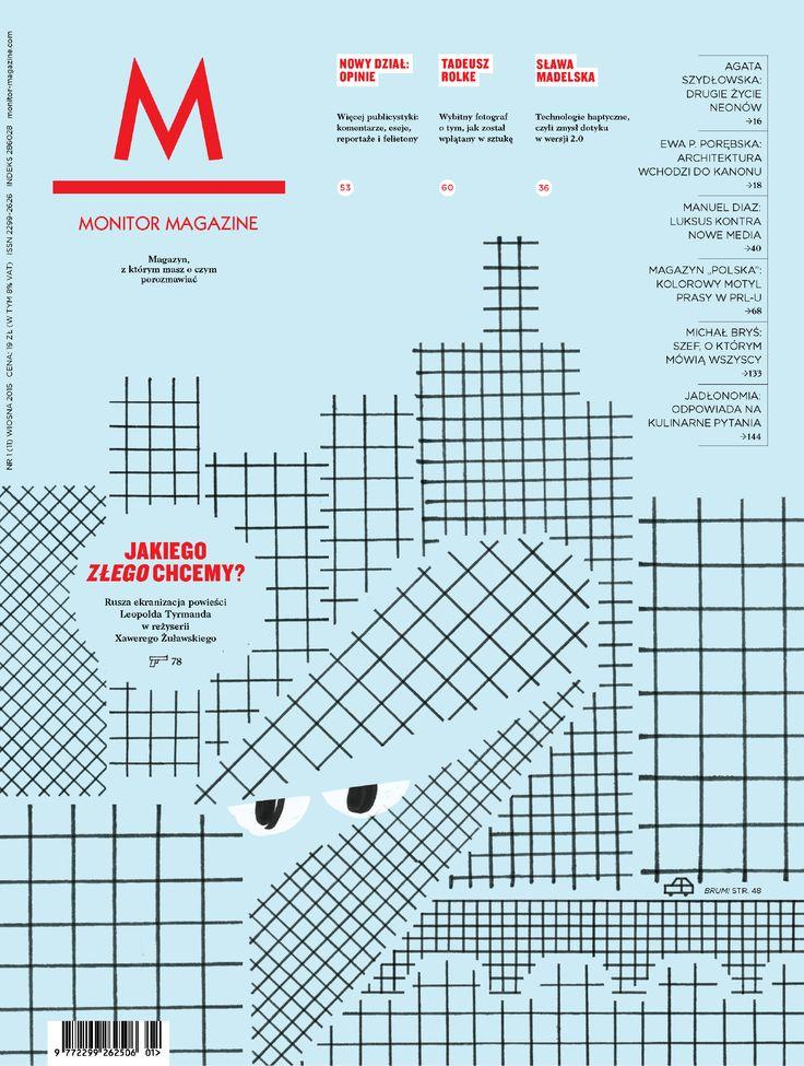 278 best editorial images on pinterest charts graphic design monitor magazine nowe fonty nowe dziay i nowa okadka ccuart Gallery