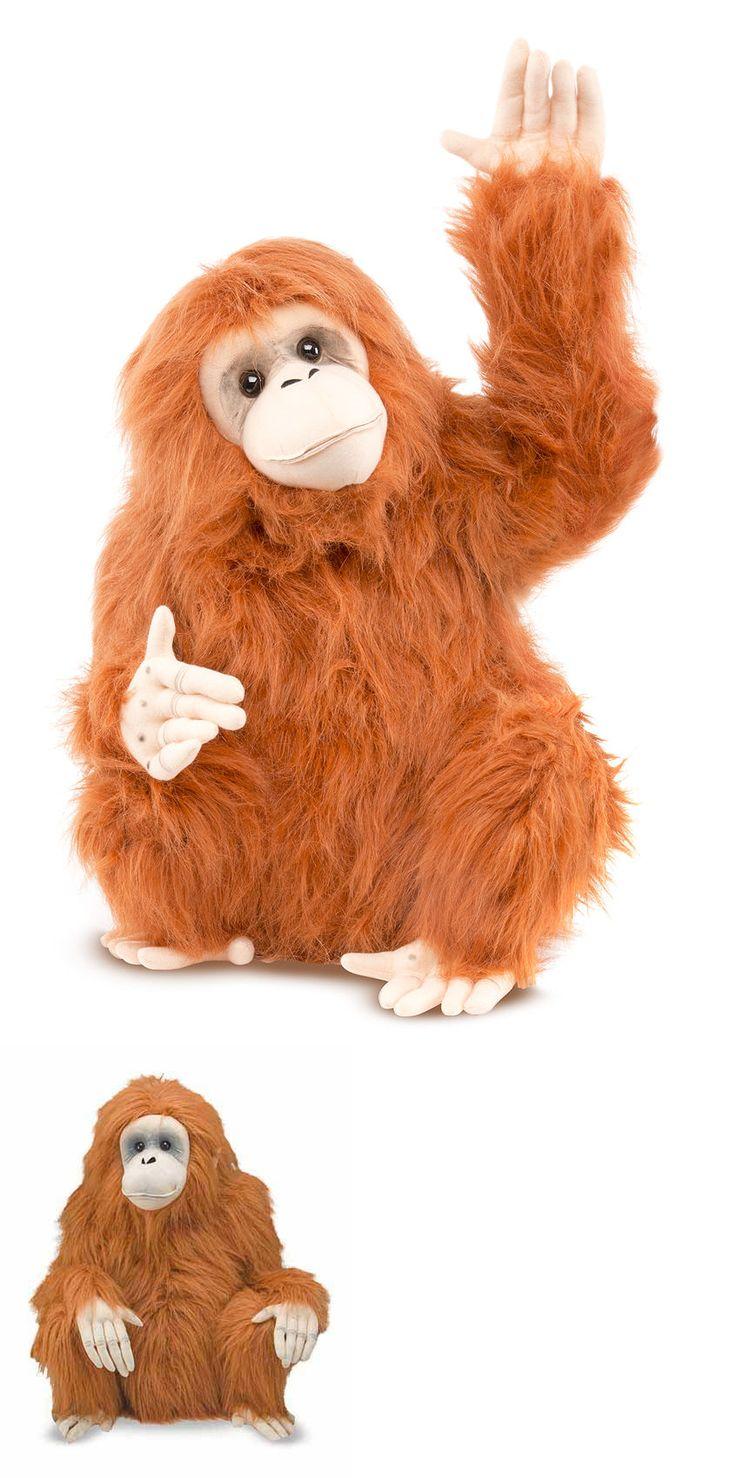 Build A Bear Orangutan