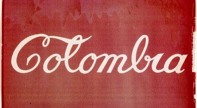 Colombia Coca Cola. Caro