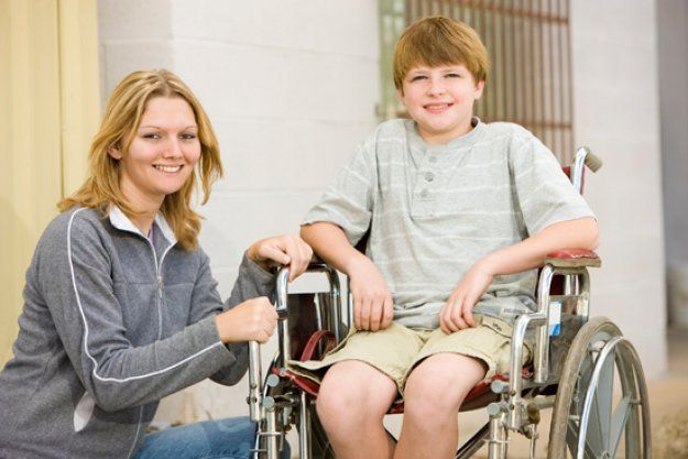Grants For Disabled Children Needing Wheelchair Vans Dmd
