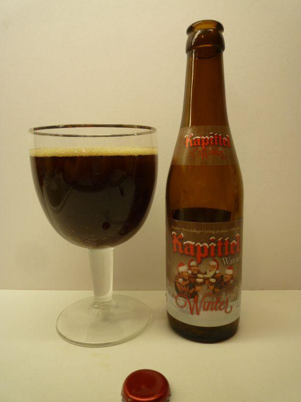 Brouwerij Van Eecke - Het Kapittel Watou Winter/Abbay dubbel) 7,8% pullo