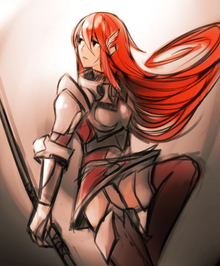 """Our only limits are the ones we place upon ourselves."" Cordelia Fire Emblem: Awakening"