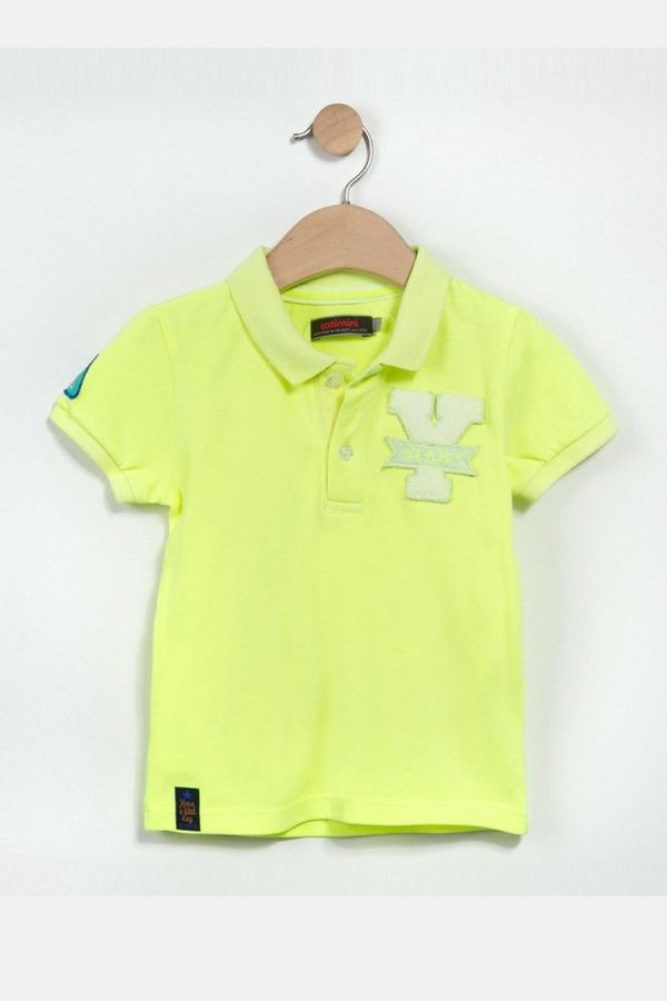 Catimini Fluo Polo Shirt