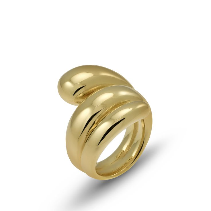 ring 18 kt Yellow gold
