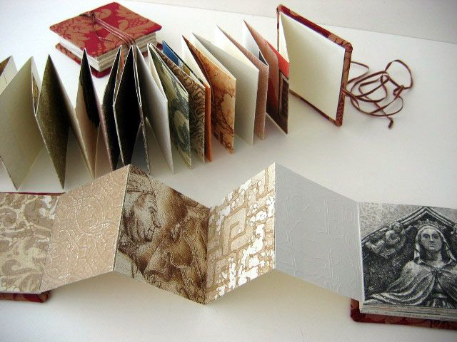 Venice Artist's Book - 3 Artist Sandi Rigby