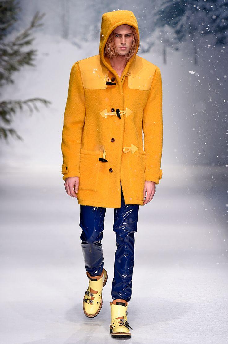 Moschino London Menswear Fall Winter 2015 January 2015