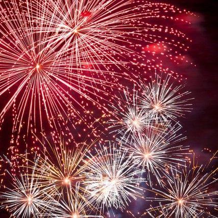 Le 14 Juillet en feux d'artifice !