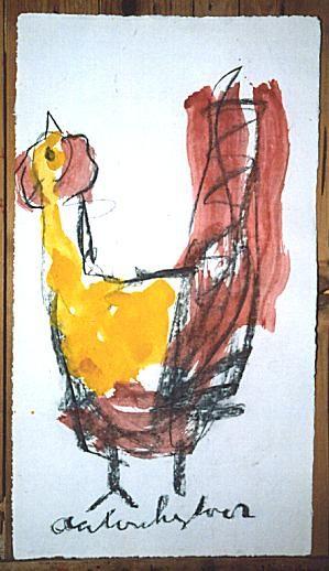 Anton Heyboer (1924-2005) was een Nederlands kunstschilder en etser. In 1961 vestigde hij zich in een boerderij in Den Ilp. Hij leefde daar aanvankelijk samen met drie, later met vijf vrouwen. Heyboer tekende, schilderde en etste. Zijn vrouwen zorgden voor de verkoop.