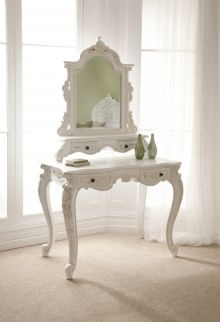 Rococo Antique French Dressing Table
