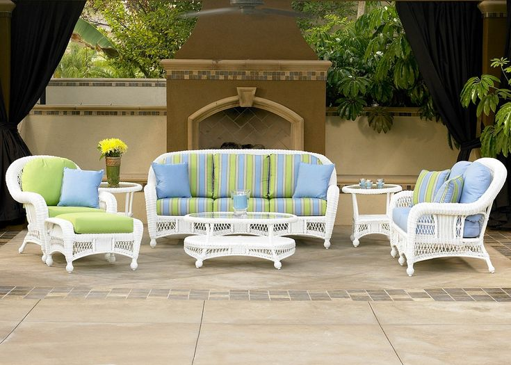 Replacement Cushions for Wicker Furniture Outdoor