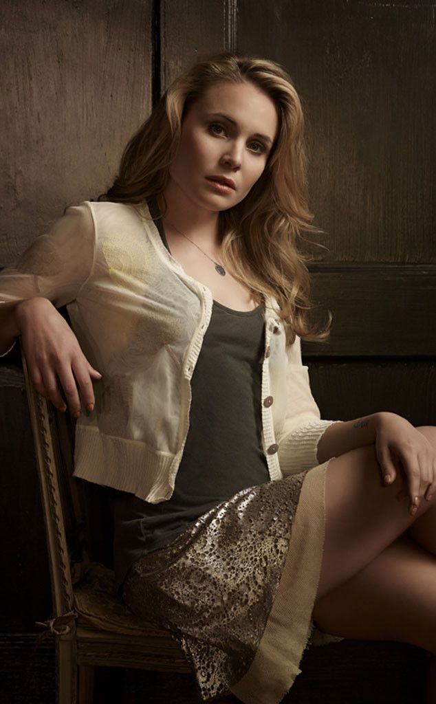 Leah Pipes from The Originals