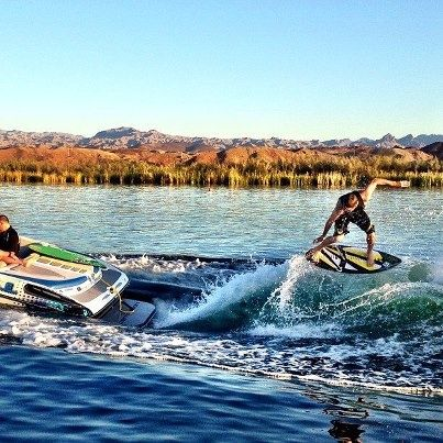 Become a Master of Backside Wakesurfing