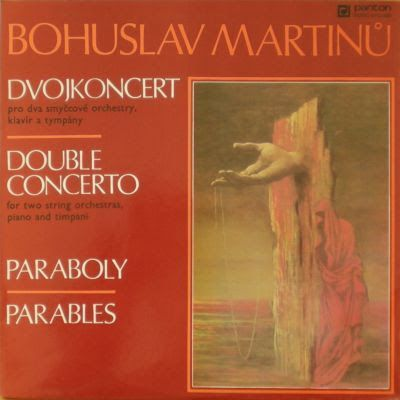 Music is the Best: Bohuslav Martinů - Double Concerto, Parables