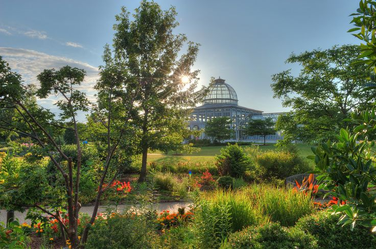 It S Been 28 Years Since Lewis Ginter Botanical Garden