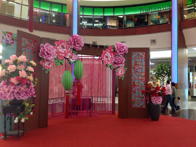 print giant flowers