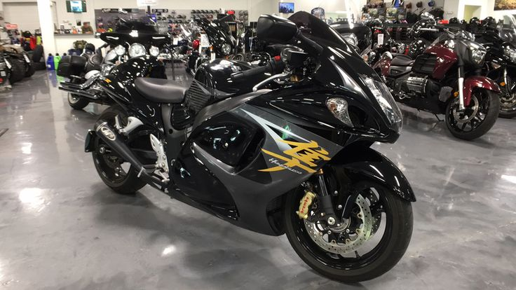 Bike of the day: 2014 Suzuki HAYABUSA Available from Freedom Powersports Hurst! Like and share for a new deal each day!